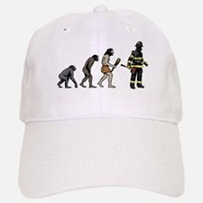 Firefighter Baseball Baseball Cap