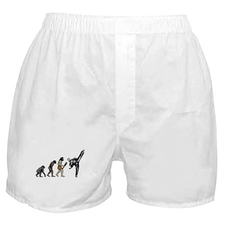 Martial Art Boxer Shorts