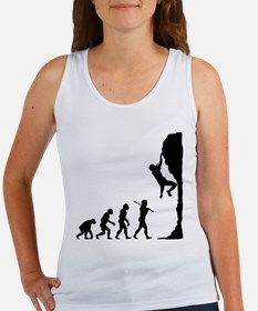 Rock Climbing Women's Tank Top