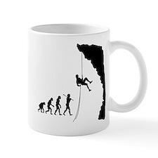 Rock Climbing Small Mug
