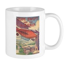 Tom Swift and his Airship Mug