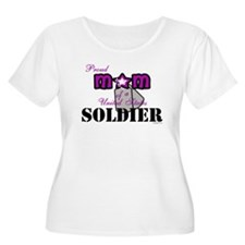 Proud Soldier's Mom T-Shirt