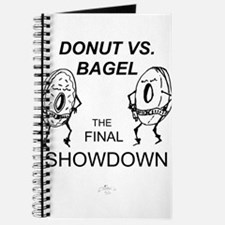 Donut vs. Bagel - Final Showd Journal