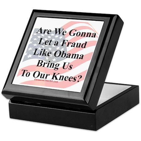 """""""Rush Loves America"""" Keepsake Box"""