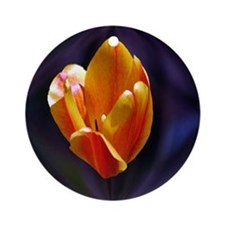 Tulip Ornament (Round)