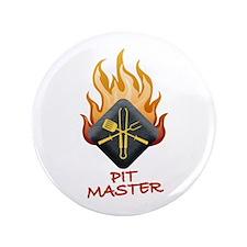 "Grill Master 3.5"" Button"
