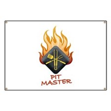 Grill Master Banner