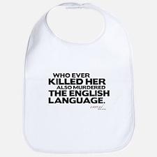 Murdered the English Language Bib