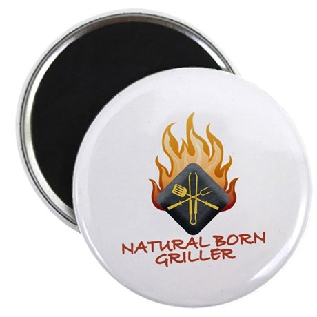 "Grill Master 2.25"" Magnet (100 pack)"