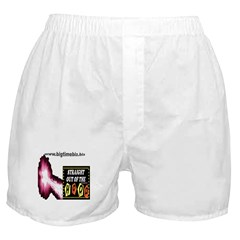 PUMP IT UP WITH BROOKLYN INNE Boxer Shorts
