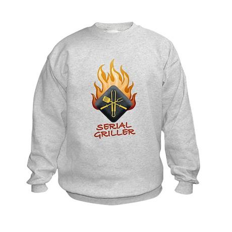 Grill Master Kids Sweatshirt