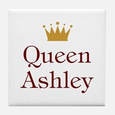 Queen Ashley Tile Coaster