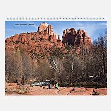 Southwest Desert Calendar Wall Calendar