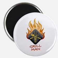 Grill Master Magnet