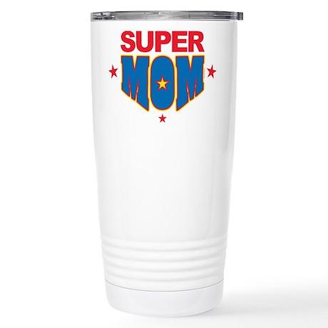 Super Mom Stainless Steel Travel Mug