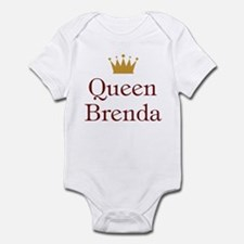 Queen Brenda Infant Bodysuit