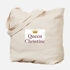 Queen Christine Tote Bag