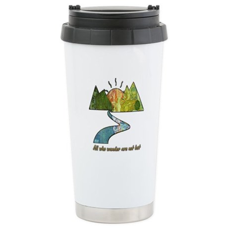 Wander Stainless Steel Travel Mug