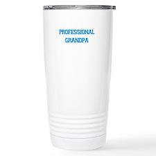 Professional Grandpa Travel Mug