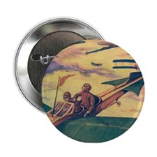 """Tom Swift and his Sky Racer 2.25"""" Button"""
