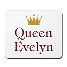Queen Evelyn Mousepad