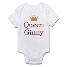 Queen Ginny Infant Bodysuit