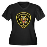 South Chicago Heights Police Women's Plus Size V-N