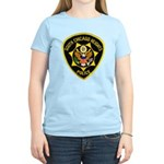 South Chicago Heights Police Women's Light T-Shirt