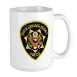 South Chicago Heights Police Large Mug