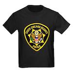 South Chicago Heights Police Kids Dark T-Shirt