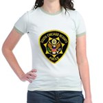 South Chicago Heights Police Jr. Ringer T-Shirt
