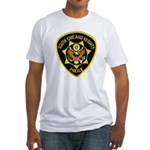South Chicago Heights Police Fitted T-Shirt
