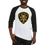 South Chicago Heights Police Baseball Jersey