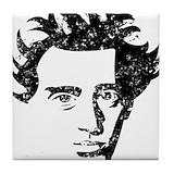 Kierkegaard Tile Coasters