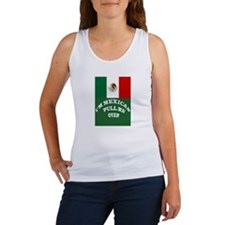 I'M MEXICAN PULL ME OVER Women's Tank Top