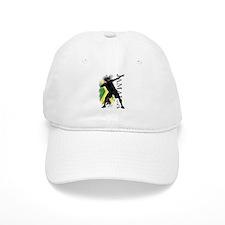 Jamaica - as fast as lightning! - Baseball Cap