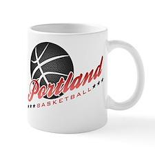 Portland Basketball Mug
