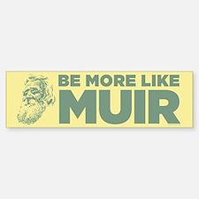 Muir Bumper Bumper Sticker