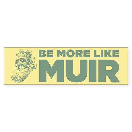 Muir Sticker (Bumper)