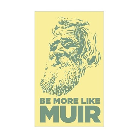 Muir Sticker (Rectangle)