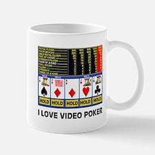 VIDEO POKER IS FUN Mug