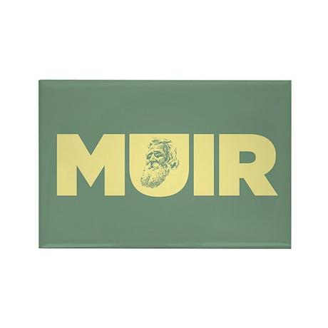 Muir Rectangle Magnet