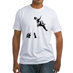Bouldering Fitted T-Shirt