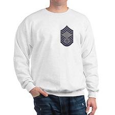 USAF CMSgt 10th Sweatshirt