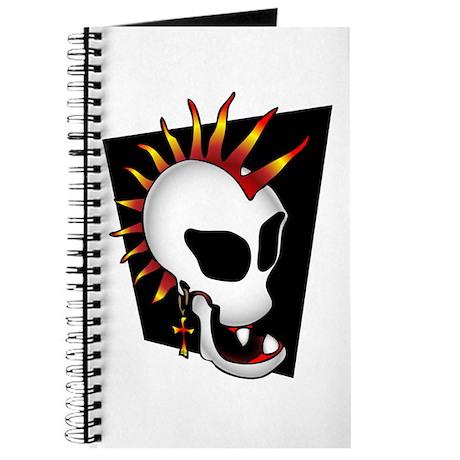 PUNK SKULL-2 Journal