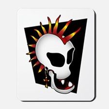 PUNK SKULL-2 Mousepad