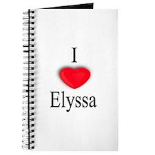 Elyssa Journal