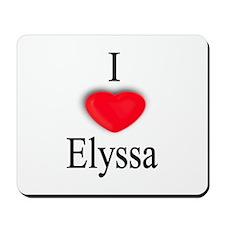 Elyssa Mousepad
