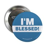 I'm Blessed Button