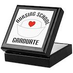 Nursing School Graduate Keepsake Box